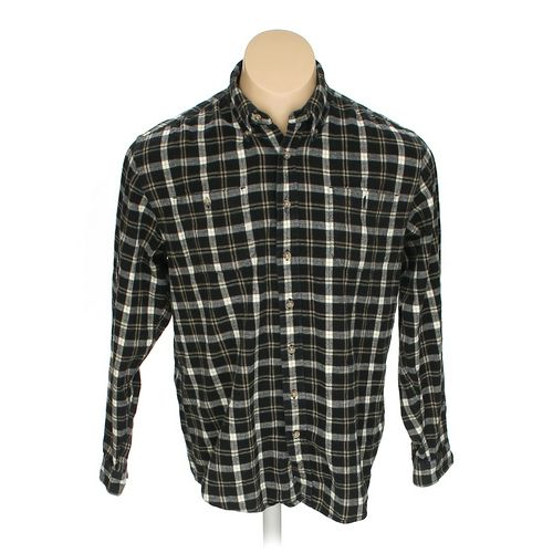 DBC Button-down Long Sleeve Shirt in size L at up to 95% Off - Swap.com