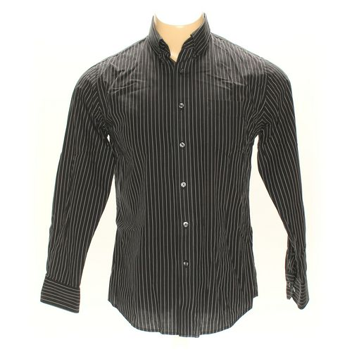 Dockers Button-down Long Sleeve Shirt in size M at up to 95% Off - Swap.com