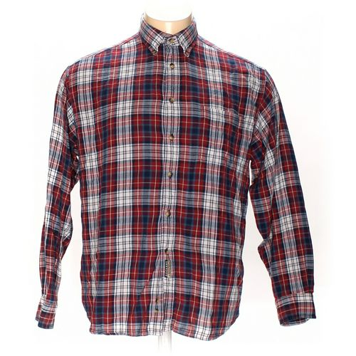 Dockers Button-down Long Sleeve Shirt in size XL at up to 95% Off - Swap.com