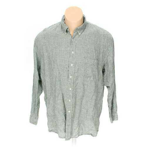 Eddie Bauer Button-down Long Sleeve Shirt in size 3XL at up to 95% Off - Swap.com