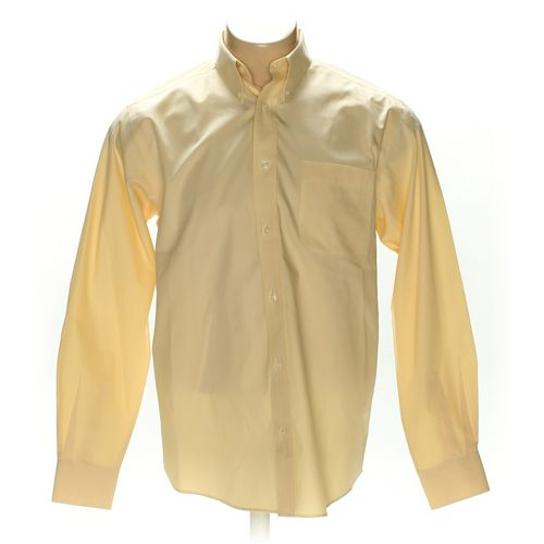 Eddie Bauer Button-down Long Sleeve Shirt in size M at up to 95% Off - Swap.com