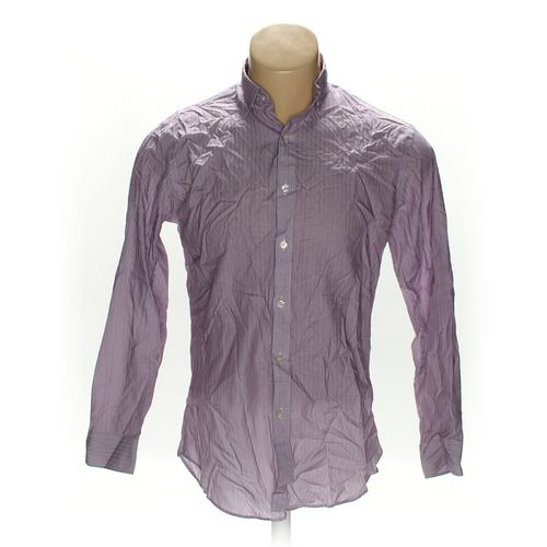 """Esquire Button-down Long Sleeve Shirt in size 42"""" Chest at up to 95% Off - Swap.com"""
