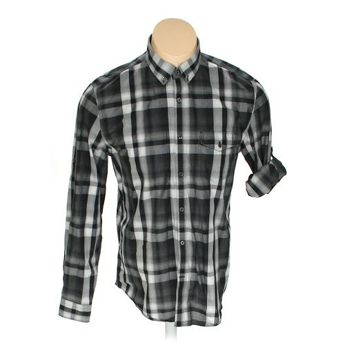 Express Button-down Long Sleeve Shirt in size L at up to 95% Off - Swap.com