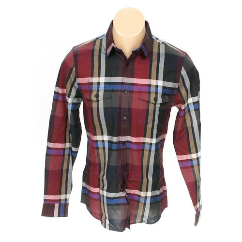 Express Button-down Long Sleeve Shirt in size S at up to 95% Off - Swap.com