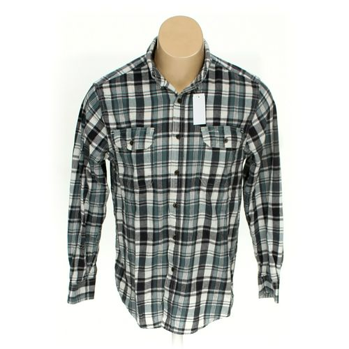 """Faded Glory Button-down Long Sleeve Shirt in size 38"""" Chest at up to 95% Off - Swap.com"""
