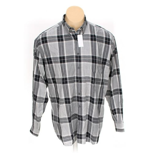 Field Gear Button-down Long Sleeve Shirt in size L at up to 95% Off - Swap.com