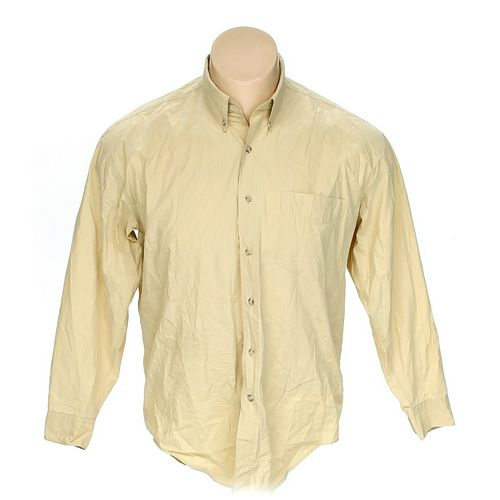 Gap Button-down Long Sleeve Shirt in size L at up to 95% Off - Swap.com