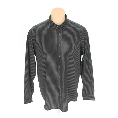 GEORGE Button-down Long Sleeve Shirt in size 3XL at up to 95% Off - Swap.com