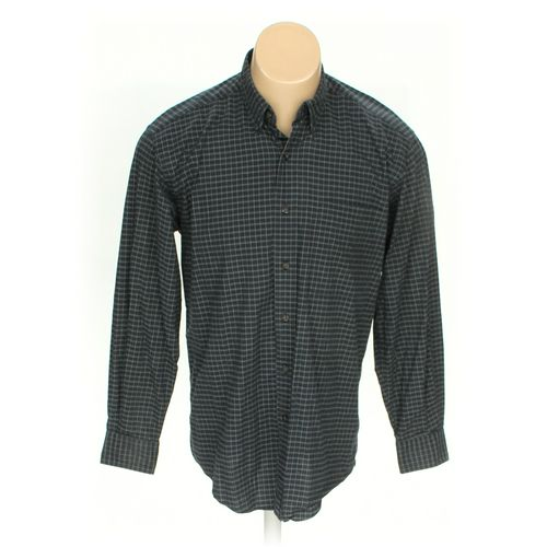 Haggar Button-down Long Sleeve Shirt in size S at up to 95% Off - Swap.com