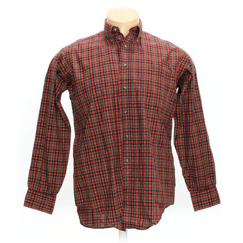 """Huntington Button-down Long Sleeve Shirt in size 48"""" Chest at up to 95% Off - Swap.com"""