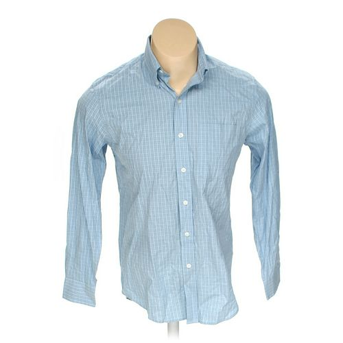 Izod Button-down Long Sleeve Shirt in size S at up to 95% Off - Swap.com