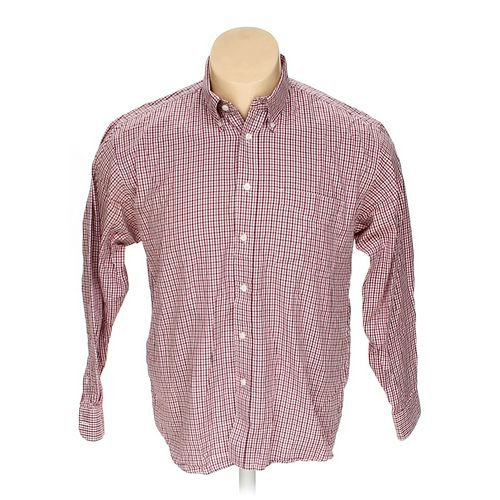 Izod Button-down Long Sleeve Shirt in size XL at up to 95% Off - Swap.com