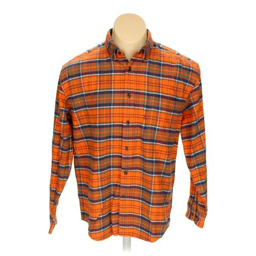 John Bartlett Button-down Long Sleeve Shirt in size L at up to 95% Off - Swap.com