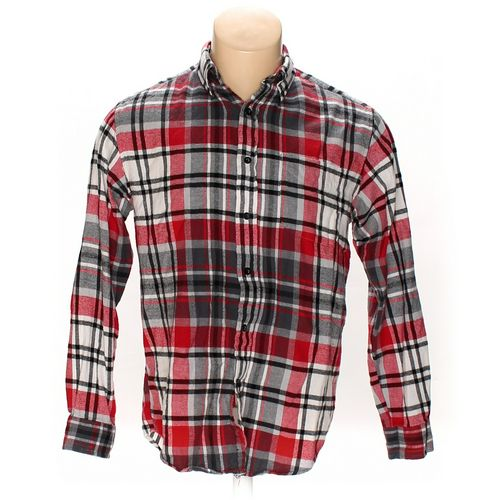 John Bartlett Button-down Long Sleeve Shirt in size M at up to 95% Off - Swap.com