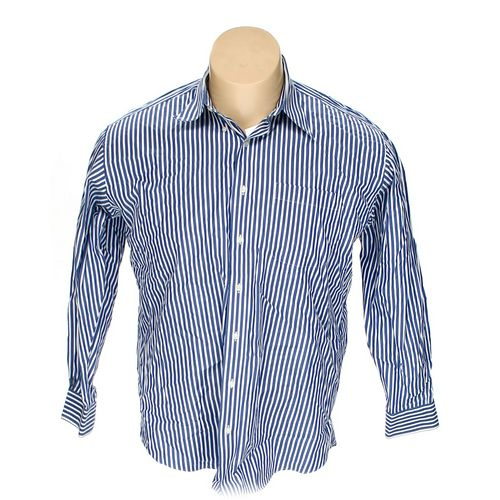 """Jos. A. Bank Button-down Long Sleeve Shirt in size 50"""" Chest at up to 95% Off - Swap.com"""