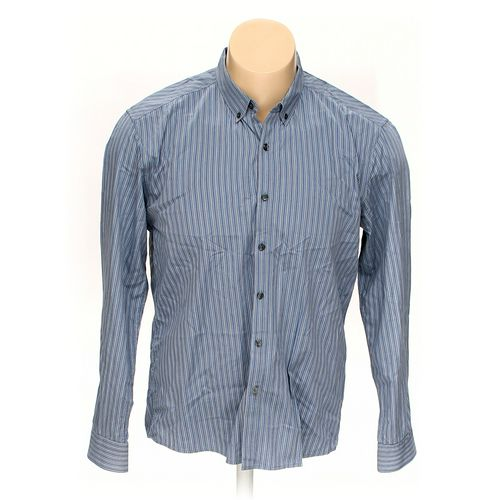 Kenneth Cole Button-down Long Sleeve Shirt in size XXL at up to 95% Off - Swap.com
