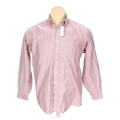 L.L.Bean Button-down Long Sleeve Shirt in size XL at up to 95% Off - Swap.com