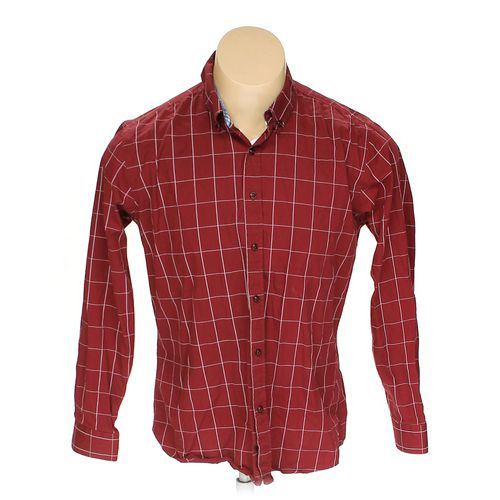 "Local Mode Button-down Long Sleeve Shirt in size 46"" Chest at up to 95% Off - Swap.com"