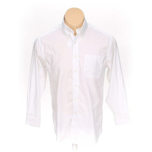"Meeting Street Button-down Long Sleeve Shirt in size 44"" Chest at up to 95% Off - Swap.com"