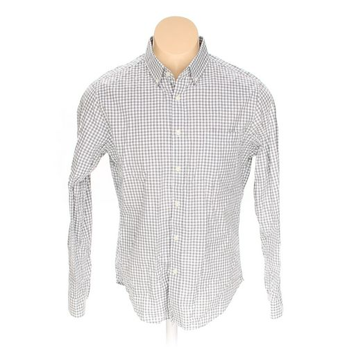 Merona Button-down Long Sleeve Shirt in size L at up to 95% Off - Swap.com