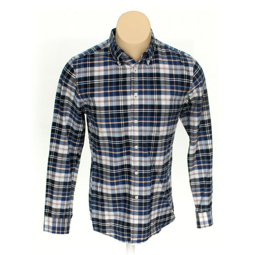 Merona Button-down Long Sleeve Shirt in size M at up to 95% Off - Swap.com