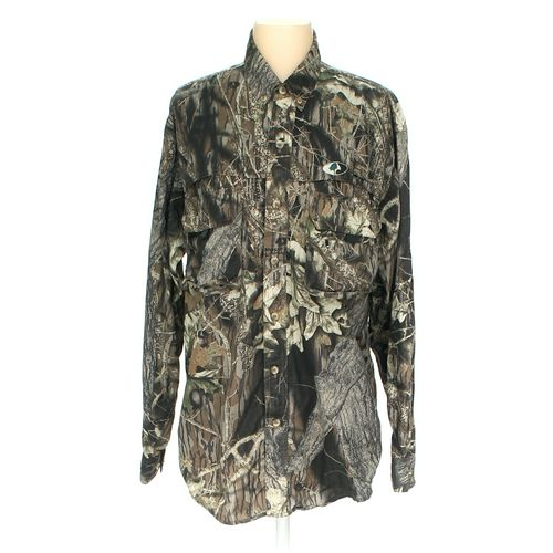 MOSSY OAK Button-down Long Sleeve Shirt in size S at up to 95% Off - Swap.com