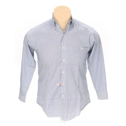 """Nautica Button-down Long Sleeve Shirt in size 48"""" Chest at up to 95% Off - Swap.com"""
