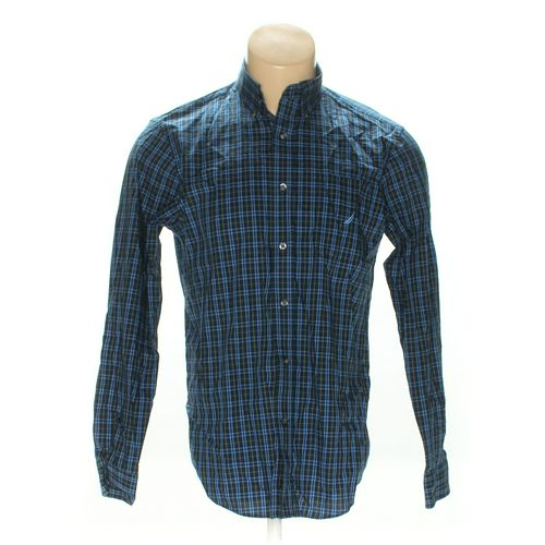 Nautica Button-down Long Sleeve Shirt in size M at up to 95% Off - Swap.com