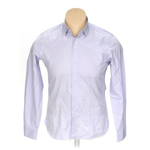 """Nigel Curtiss Button-down Long Sleeve Shirt in size 48"""" Chest at up to 95% Off - Swap.com"""