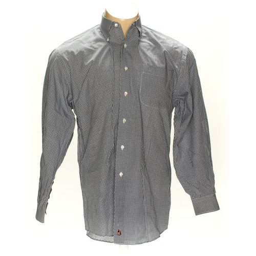 "Nordstrom Button-down Long Sleeve Shirt in size 54"" Chest at up to 95% Off - Swap.com"