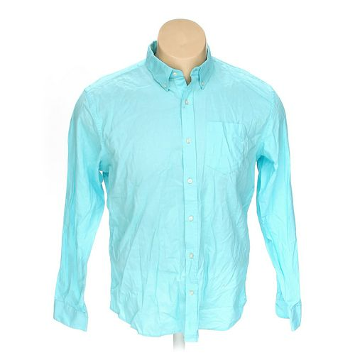 Old Navy Button-down Long Sleeve Shirt in size XXL at up to 95% Off - Swap.com