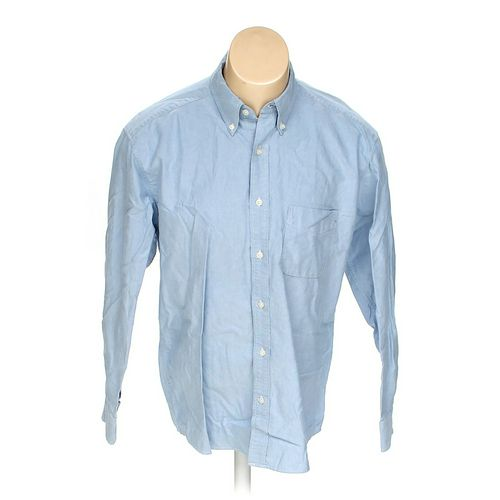 Old Navy Button-down Long Sleeve Shirt in size M at up to 95% Off - Swap.com