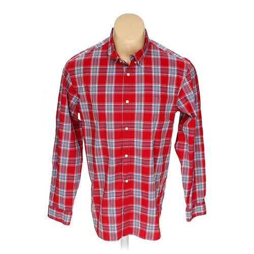 Old Navy Button-down Long Sleeve Shirt in size XL at up to 95% Off - Swap.com