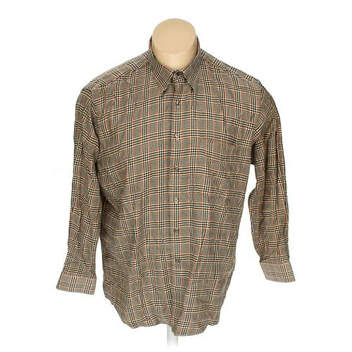 PAUL FREDRICK Button-down Long Sleeve Shirt in size XXL at up to 95% Off - Swap.com