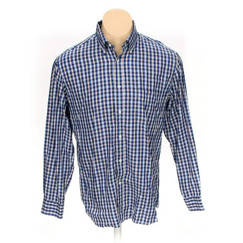 Paul & Shark Button-down Long Sleeve Shirt in size L at up to 95% Off - Swap.com