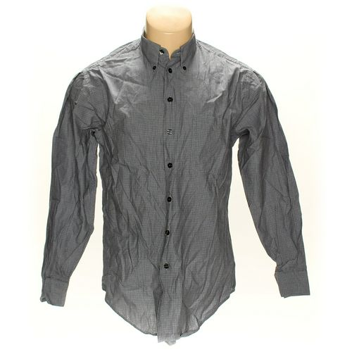 Perry Ellis Portfolio Button-down Long Sleeve Shirt in size S at up to 95% Off - Swap.com
