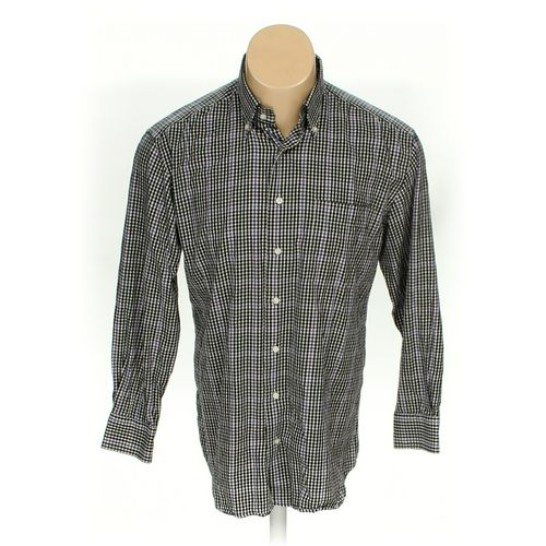 Peter Millar Button-down Long Sleeve Shirt in size M at up to 95% Off - Swap.com