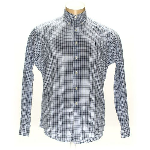 Polo by Ralph Lauren Button-down Long Sleeve Shirt in size XL at up to 95% Off - Swap.com