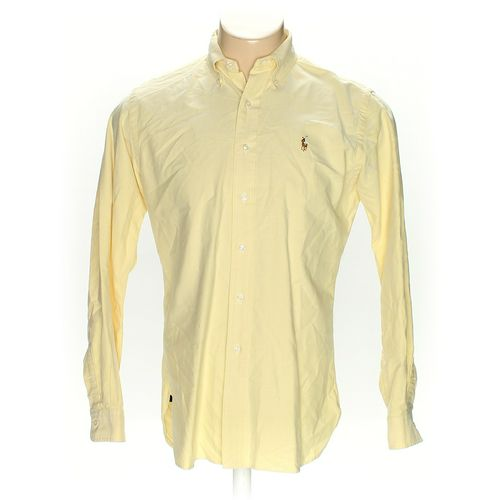 Ralph Lauren Button-down Long Sleeve Shirt in size M at up to 95% Off - Swap.com