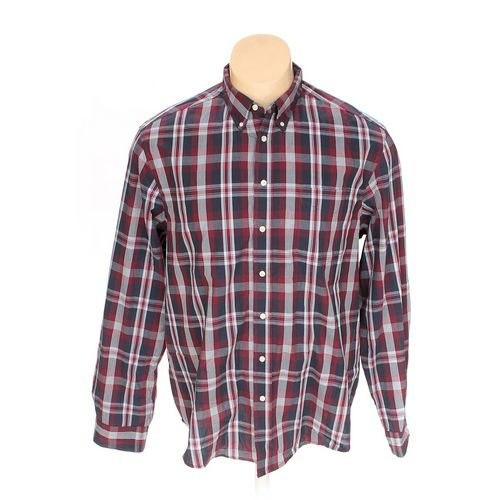 SADDLEBRED Button-down Long Sleeve Shirt in size 3XL at up to 95% Off - Swap.com