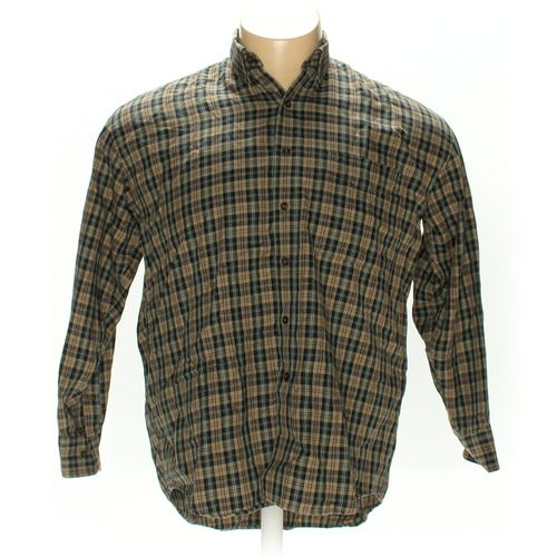 Savane Button-down Long Sleeve Shirt in size L at up to 95% Off - Swap.com