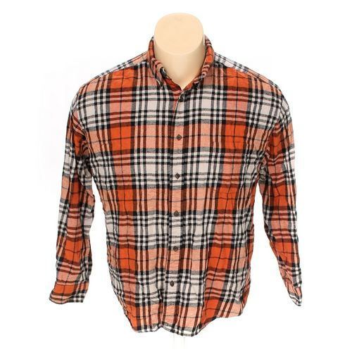 St. John's Bay Button-down Long Sleeve Shirt in size 2XL at up to 95% Off - Swap.com