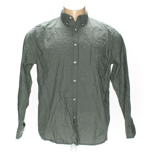 St. John's Bay Button-down Long Sleeve Shirt in size XL at up to 95% Off - Swap.com