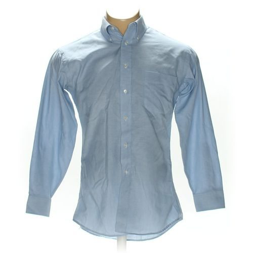 """Stafford Button-down Long Sleeve Shirt in size 42"""" Chest at up to 95% Off - Swap.com"""