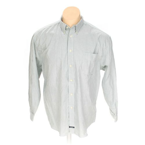 Structure Button-down Long Sleeve Shirt in size XL at up to 95% Off - Swap.com