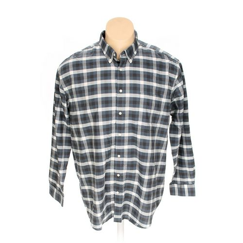The Foundry Supply Co. Button-down Long Sleeve Shirt in size 3XL at up to 95% Off - Swap.com