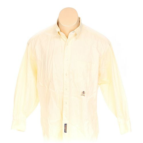 """Tommy Hilfiger Button-down Long Sleeve Shirt in size 54"""" Chest at up to 95% Off - Swap.com"""