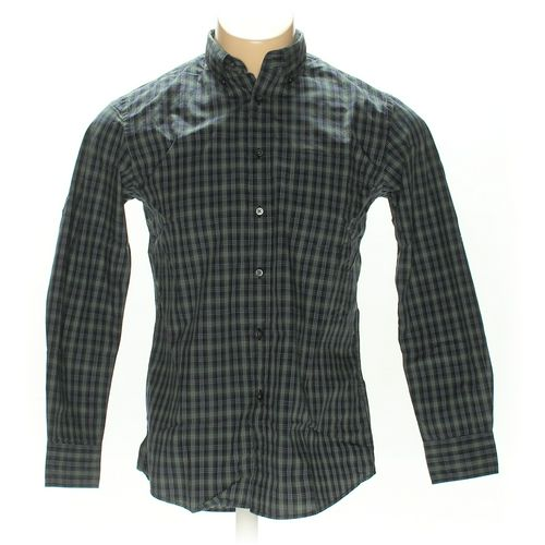 UNIQLO Button-down Long Sleeve Shirt in size L at up to 95% Off - Swap.com