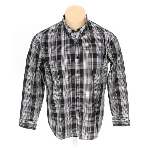 U.S. Polo Assn. Button-down Long Sleeve Shirt in size XXL at up to 95% Off - Swap.com