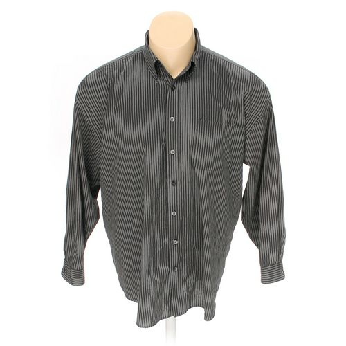 Van Heusen Button-down Long Sleeve Shirt in size XXL at up to 95% Off - Swap.com